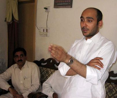 Former Pakistan PM Gilani's kidnapped son recovered from Afghanistan