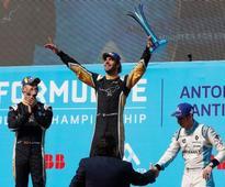 Formula E 2018: Jean Eric Vergne wins second race as Techeetah keeps season's first 1