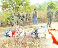 Rebel killed in Jhumra hills