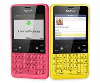 Nokia unveils Asha 210, dedicates WhatsApp in a key
