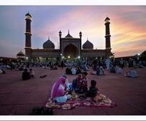 A rare Mosque where people recite Gayatri Mantra to open Roza