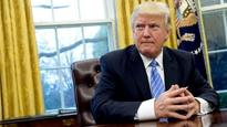 Donald Trump revealed highly classified information to Russians in White House, officials say