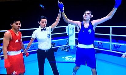 Sachin strikes gold at Youth World Boxing Championships