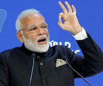 China praises Modi for opposing protectionism in Davos address