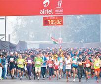 Delh Half Marathon on November 20 registrations open