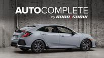 AutoComplete: Here's your first official look at Honda's Civic Hatchback video     - Roadshow