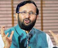 HRD minister Javdekar felicitates economically weak Std XII students
