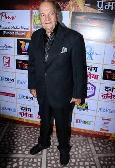 Prem Chopra turns 60 in the movies