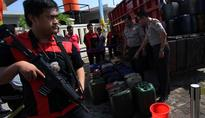 Police Thwart Fuel Smuggling Attempt