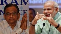 NCP backs Chidambaram after PM Modi slams Congress over 'Azaadi' remark