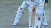 Ronchi falls shy of Test ton as Black Caps continue record chase in India