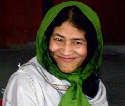 Irom Sharmila ties knot with British partner in Kodaikanal