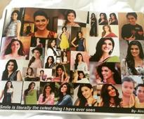 Kriti Sanon's smile getting framed is the cutest! - News