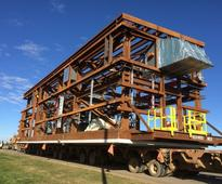 Fluor Completes Module Fabrication for Oil Sands Project