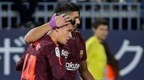 La Liga: Barcelona stroll past Malaga sans Messi, Cristiano Ronaldo scores for Real Madrid