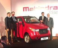 Mahindra's passenger vehicles sales post 16 per cent growth