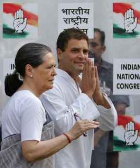 Sonia, Rahul to return to India on April 4