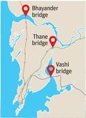 NIA warns of plot to blow up Bhayandar, Thane and Vashi bridges