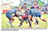 Kandy secures second position
