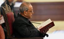 10 Big Reveals From President Pranab Mukherjee's Memoirs