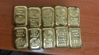 Mumbai: Gold bars worth Rs 34 lakh recovered from toilet of Jet Airways flight