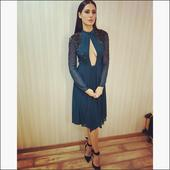 Nargis Fakhri asked to pin up her dress in a TV show