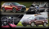 Poll: Lexus RX 350 or Acura MDX?