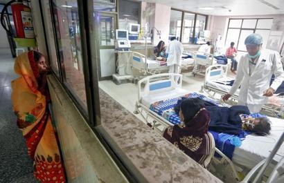 Gorakhpur children's deaths a mistake, a tragedy: BJP's Amit Shah