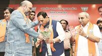 Vijay Rupani will be sworn in as Chief Minister of Gujarat on Sunday, the home state of Prime Minister Narendra Modi, where BJP is grappling with unrest due to the Patel quota stir and attacks on Dalits ahead of the high-stake Assembly elections scheduled