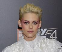Kristen Stewart Channels David Bowie in Outrageous Rodarte Outfit