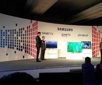Samsung launches 44 models of TVs under SHUD, Smart TV and Joy Beat range
