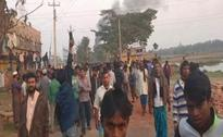 At Least 1 Killed In Clashes Over Power Station Near Kolkata