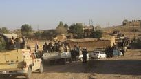 05:41Bomb disposal expert is first US combat fatality in battle for Mosul