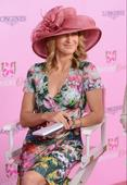 PICS: Steffi Graf as Fashion Judge