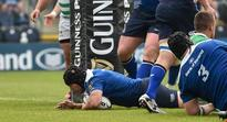Leinster stroll to victory over Treviso and secure home play-off