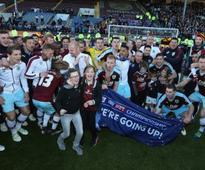 Burnley to be denied title presentation if they win at Charlton