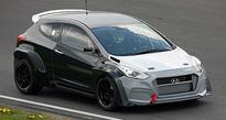 Hyundai's Ring-racing prototype i30 N