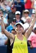 Halep seeks No. 1 in Cincy, Kyrgios into final