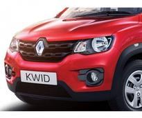 Renault India's Kwid would soon be exported to SAARC countries