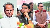 Gehlot & Pilot: Cong split in two over who will be CM-candidate