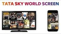 Tata Sky launches world screen a carefully curated bouquet of Ad Free Global Content for just Rs. 75 per Month