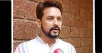 India will play against Pakistan in Champions Trophy: Anurag Thakur
