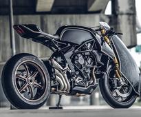 rough crafts ballistic trident MV Agusta BRUTALE 800RR custom motorcycle