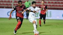 Bani Yas hold 10-man Al Ahli to a stalemate
