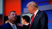 Donald Trump's ally Chris Christie under fire for lounging on closed beach