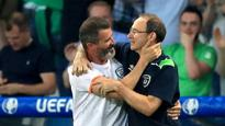 Martin O'Neill jokes about Roy Keane's beard as he reflects on Republic victory