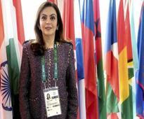 Rio 2016: Nita Ambani Distributes Medals at Victory Ceremony