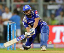 Rohit hints at him being a floater to finish off games for MI