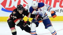 Eberle's goals lead Oilers in 7-2 rout of Sens