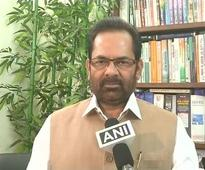 Pak JIT visit: Didn't ask for Congress' suggestion, says Naqvi